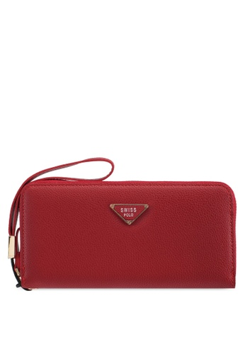 Swiss Polo red Swiss Polo Purse SW912AC0SMBNMY_1