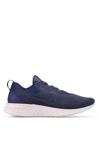 Nike blue Men's Nike Odyssey React Running Shoes 84A69SHE4F299FGS_1