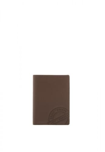 Braun Buffel brown Reynolds F Card Holder With Notes Compartment B3FBBAC9A4B009GS_1