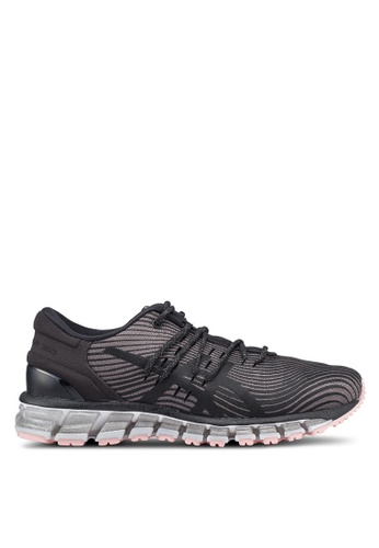 Asics black Gel-Quantum 360 4 Shoes D681BSH4FFD8B7GS 1 d90614705010