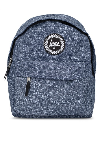 Just Hype blue Mini Bubbles Backpack 70103ACE63A326GS_1