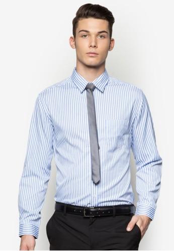 Medium Stripe Formal Shirt, 韓系時尚esprit 衣服, 梳妝