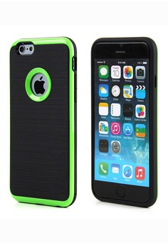 Slim Neo Hybrid Brushed Soft Silicon TPU Case for Apple iPhone 5S 5G