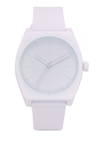 adidas white adidas originals Process SP1 Watch 2D675AC0254425GS_1