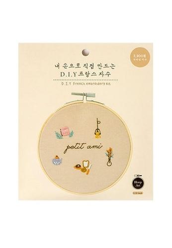 Klosh Embroidery Kit - Petit Ami D3C5CHL05EE7E2GS_1