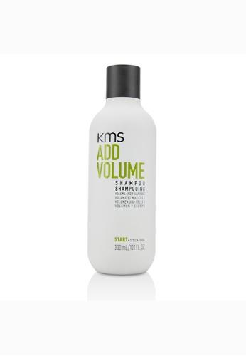KMS California KMS CALIFORNIA - 豐盈洗髮精(豐盈蓬鬆) Add Volume Shampoo 300ml/10.1oz 7C8B1BE8728D6CGS_1