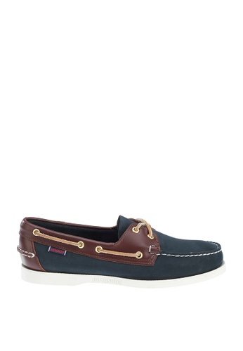 Sebago multi Mens Spinnaker Boat Shoes SE328SH56NGTPH_1