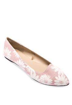 Pilar Ballet Flats