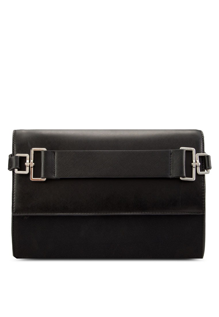 Thick Strap Oversized Clutch