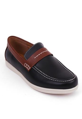 7soles black Calvin Mens Casual Shoes 0895BSH9846141GS_1