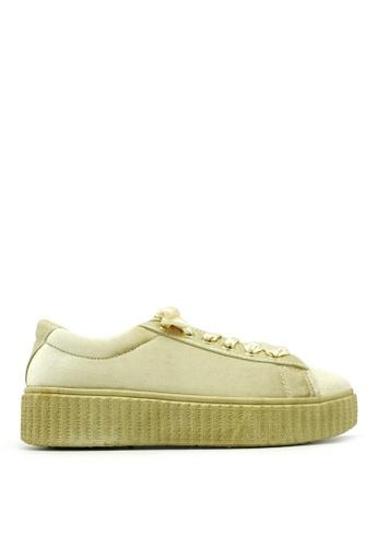 Carlo Rino beige Carlo Rino 33350-D003-31 Lace Up Sneaker B5269SH24092F5GS_1
