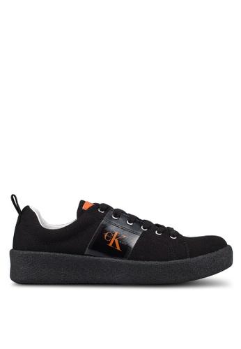 Calvin Klein black Gerardo Sneakers 91BABSH4B9A5FDGS_1