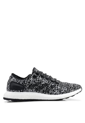 adidas black adidas performance pureboost 5A48FSH1018E7DGS_1