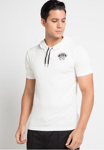 Eagle white Hoody T-Shirt 02BD1AAAF1228CGS_1