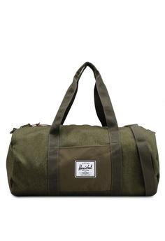 0911acdd6585 Herschel green Sutton Mid Volume Duffle Bag C2076AC5B3C64AGS 1