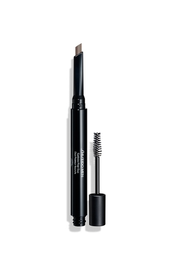 SHISEIDO Shiseido Men Eyebrow Fixer Duo Brown 133FABEF7339AFGS_1