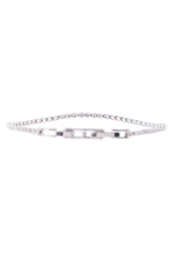 b60136ca5 Buy Mestige Olivia Bracelet With Crystals From Swarovski Online on ZALORA  Singapore