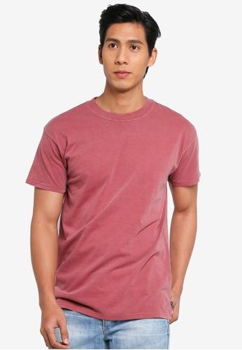 Billabong pink Premium Wave Tee 1B981AAFE97FABGS_1