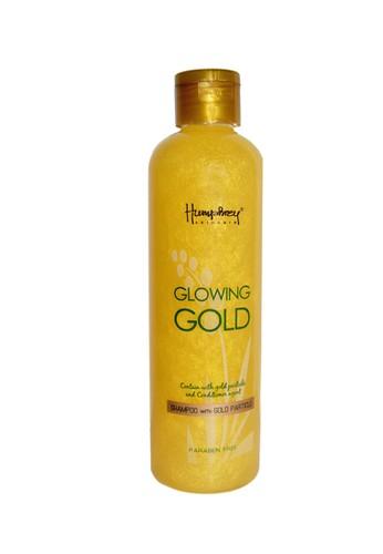 "Humphrey Skincare n/a Glowing Gold ""Anti Aging"" Shampoo 250ml 4FC8DBE6A315E1GS_1"