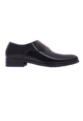 Simon Carter black Simon Carter Lace-up Oxford - Black F23D4SHEAB8543GS_1