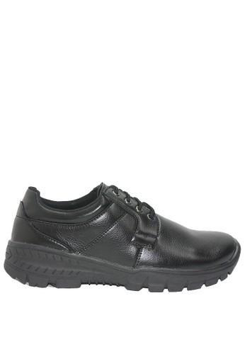 Dr. Kevin black Dr. Kevin Men Casual Shoes 13383 - Black 8D483SH826819EGS_1