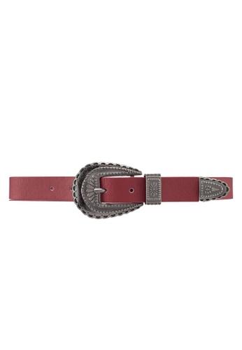 Dressing Paula red Pernille Waist Belt 1891FACD81E9DEGS_1