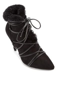 Zion Lace Up Boots