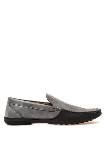 H2Ocean grey Naveed Loafers & Moccasins H2527SH38NQRPH_1