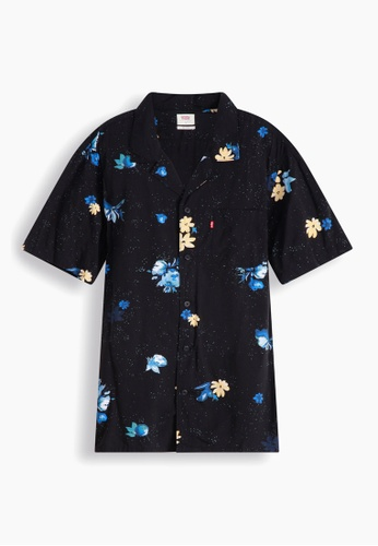 Levi's black Levi's® Men's Classic Camp Shirt 21976-0027 BEED2AA305324FGS_1