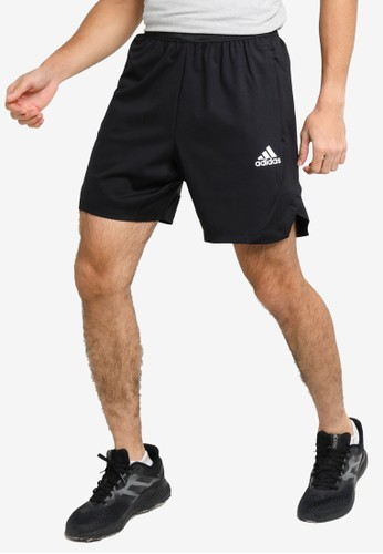 ADIDAS black heat.rdy training shorts 7D70BAA653019DGS_1