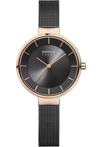 Bering gold Bering Solar Black 31 mm Women's Watch (14631-166) 7DA45ACD018F59GS_1