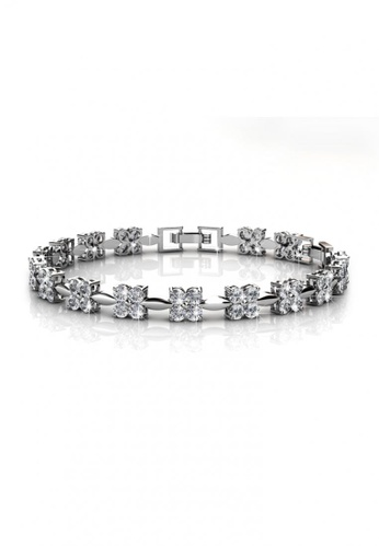 Her Jewellery silver Her Jewellery Sweet Bracelet with Premium Grade Crystals from Austria F2696ACCA0218DGS_1
