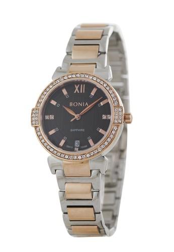 Bonia silver Bonia BP10396-2643S - Jam Tangan Wanita - Silver Rosegold B5D5BAC8C2602AGS_1