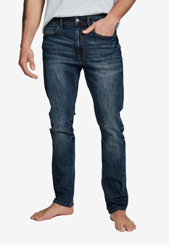 Cotton On blue Tapered Leg Jeans BE96CAA0640DD6GS_1