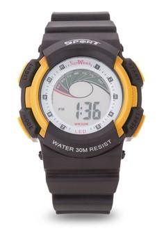 Digital Watch #4