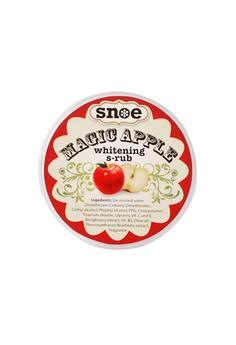 Magic Apple Whitening S-rub