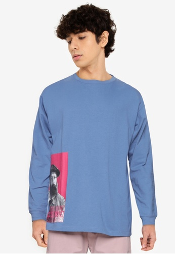 niko and ... blue Long Sleeve Graphic T-Shirt AD4A7AA16C892DGS_1