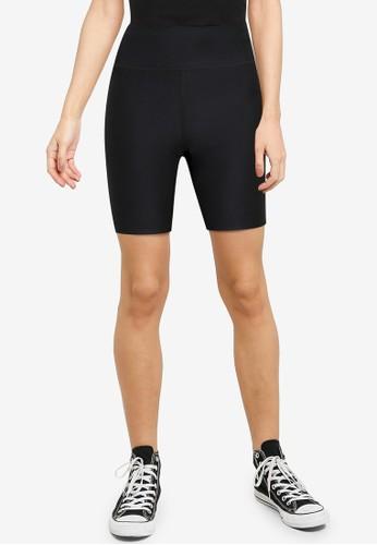 Abercrombie & Fitch black Knit Bike Shorts 24445AA09F1E16GS_1