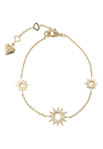 Wanderlust + Co Sunlit Gold Bracelet ED538ACB2CD12CGS_1