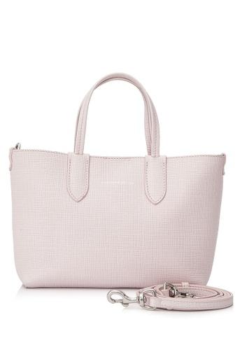 Alexander Mcqueen pink Pre-Owned Alexander McQueen Mini Shopper 88723ACE4AAA24GS_1