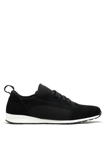 Brodo black BRODO - Sepatu Pria Raze Black 752ADSHE3D1AF3GS_1