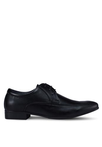 Bata black Business Dress Shoes BFBD0SH4E91CFFGS_1