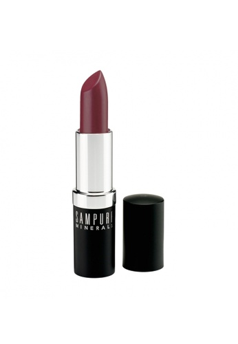 Sampure red Sampure Nourishing Long-Lasting Hydra Lipstick 4g (Dreamy Plum) [SAM132] 7F291BE2835509GS_1