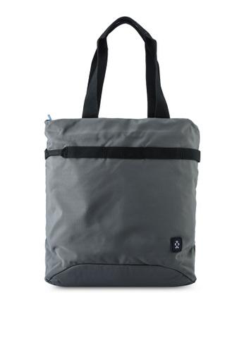 CRUMPLER grey Sump Tote Bag 79B5EACE7B4736GS_1
