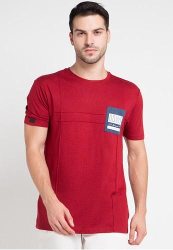 X8 red Aryan T-Shirts X8323AA0VRHWID_1