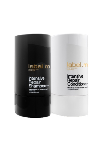label.m Intensive Repair Shampoo and Conditioner Duo Set LA590BE17FLISG_1
