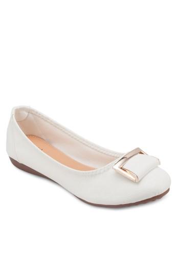 扣環平esprit hk outlet底鞋, 女鞋, 鞋