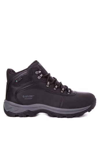 Hi-Tec black Altitude Base Camp Shoes HI236SH0JWM5PH_1