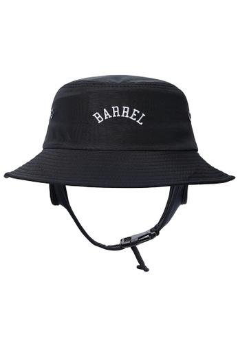 BARREL black BARREL Surf Bucket Hat V2 Black 97F2DAC66CAA51GS_1