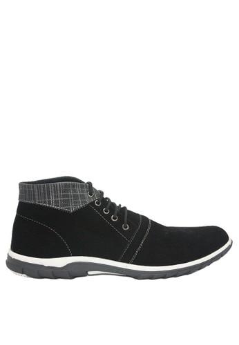 Dr. Kevin black Dr. Kevin Men Casual Boots 1050 - Black BC683SHC77D61AGS_1